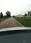 One long stretch of 25mph in Nebraska