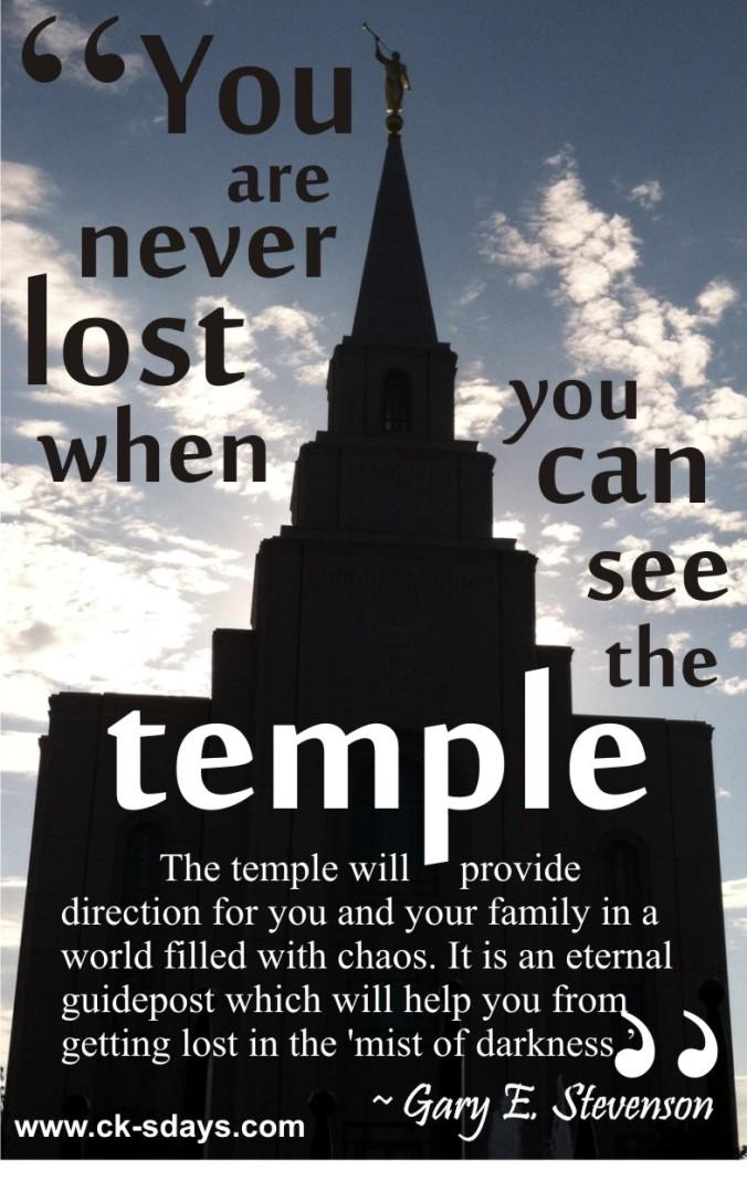 temple lost