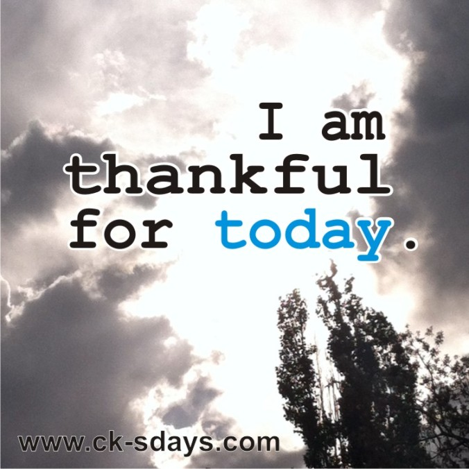 thankful day