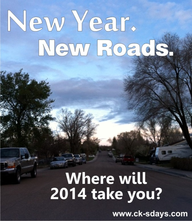 new year new roads