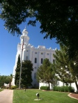 Saint George, Utah temple