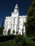 Saint George, Utah temple The Church of Jesus Christ of Latter-day Saints