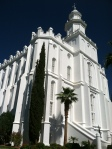 Saint George, Utah temple... from every imaginable angle.