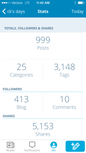 1000 posts B