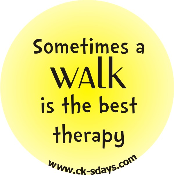 walk therapy