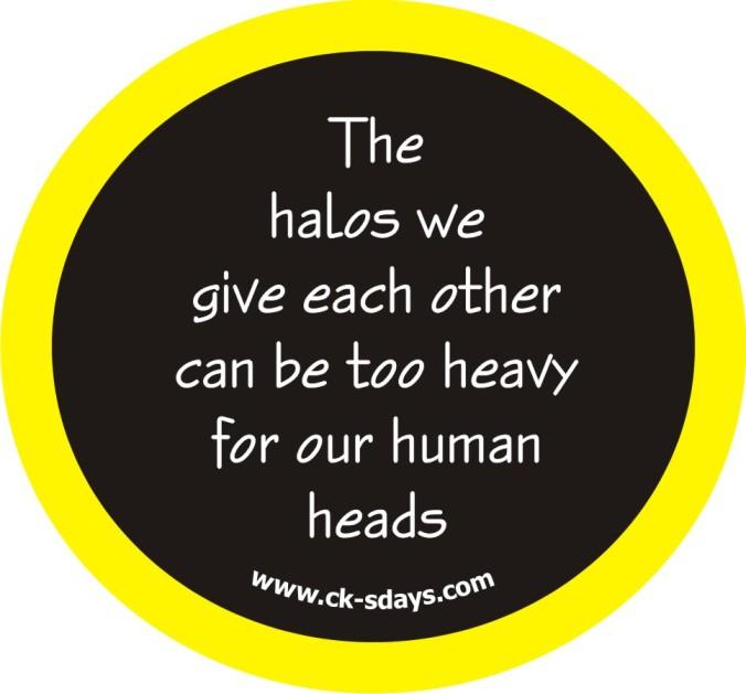 heavy halos