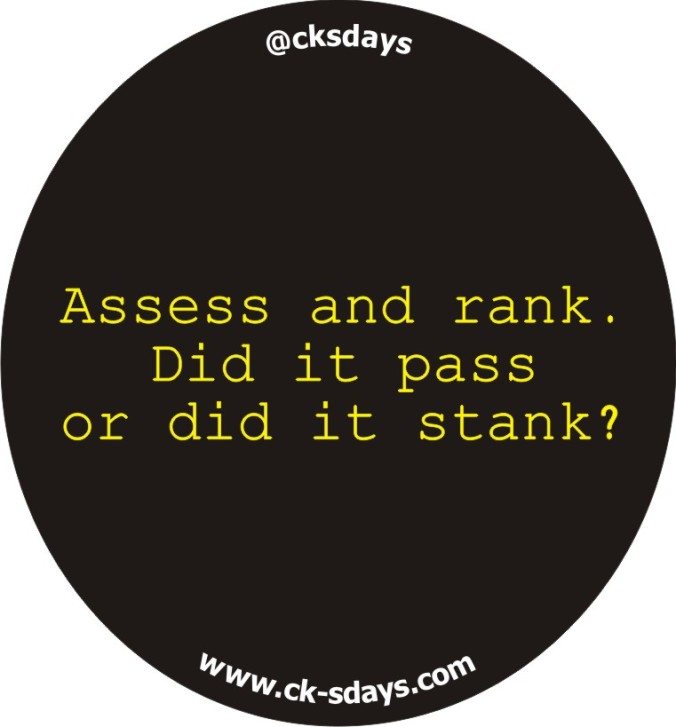 assess and rank