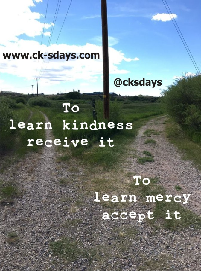 kindness and mercy