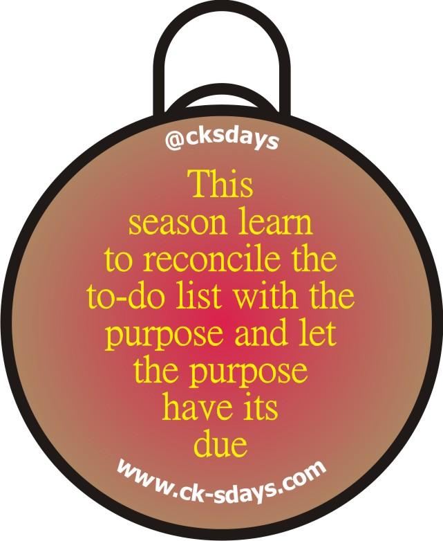 this season purpose