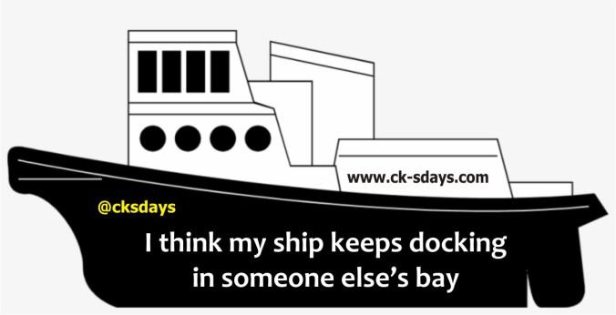 ship docking
