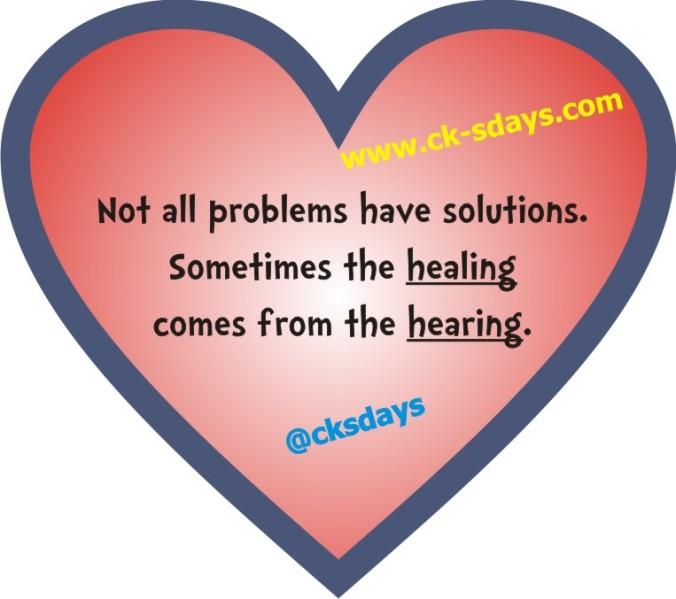 hearing healing