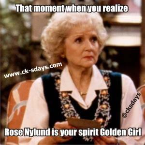 Rose Nylund spirit
