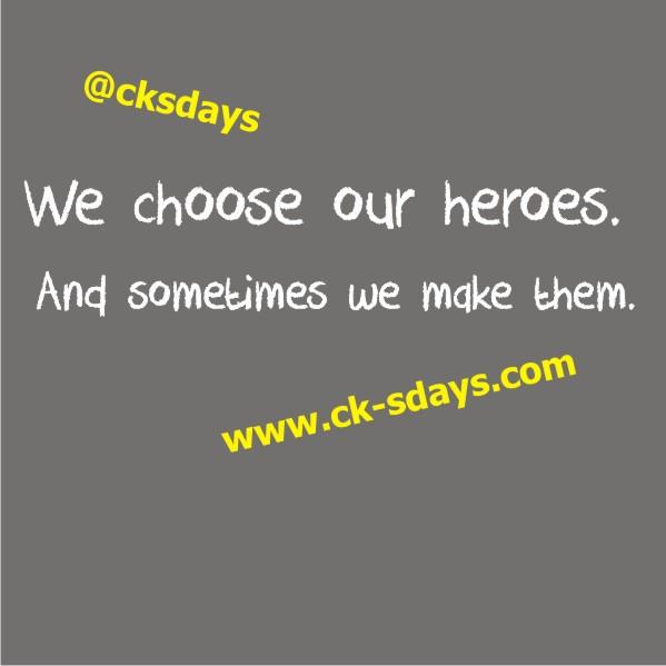 choose heroes